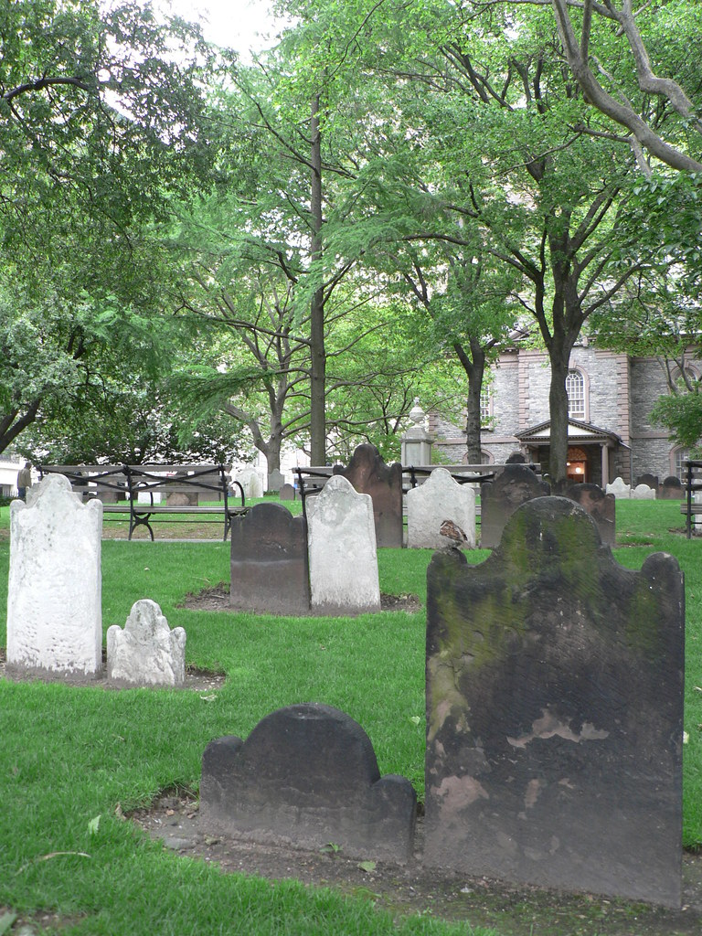Cimetière de Trinity Church