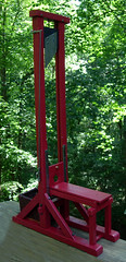 Guillotine Model 1792 (andreobrecht) Tags: france munich revolution deathpenalty 1854 beheading 1792 berger guillotine decapitation fallbeil boisdejustice historicmodels