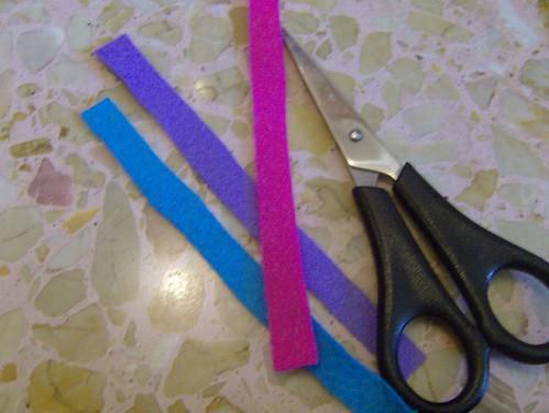 cortar tiras