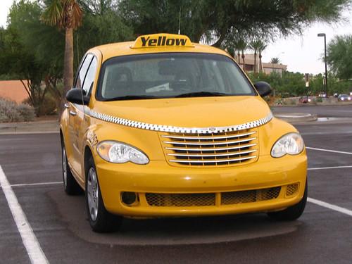 PT Cruiser Taxi