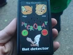 bat detector - by russelldavies