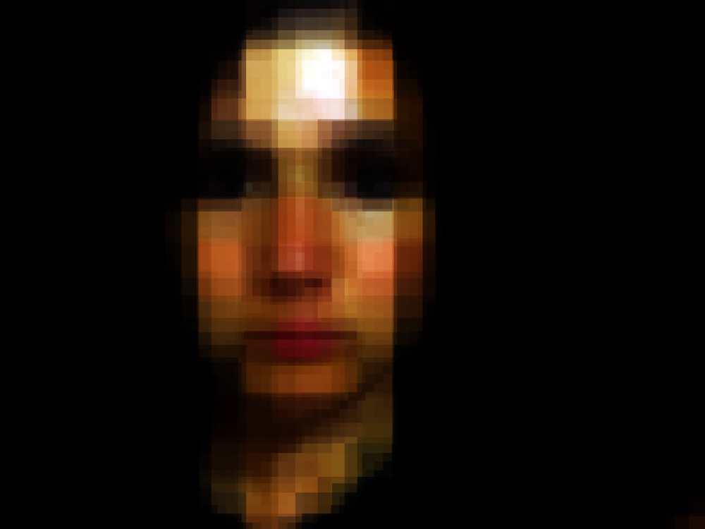 pixelPortrait:/amy