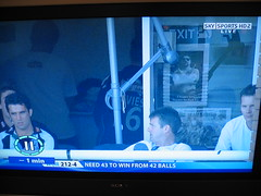 Chopper on Sky Sports HD2