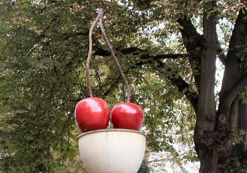 Kirschensäule