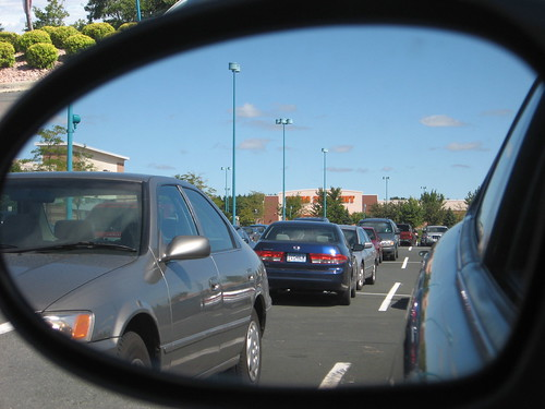 Windshields, Mirrors, GPSs and Business