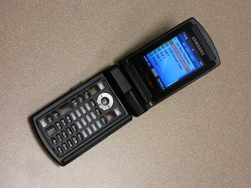 Samsung SCH-u740 with Ringtones Enabled