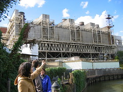 Mirant's coal-burning power plant in Alexandria, Virginia