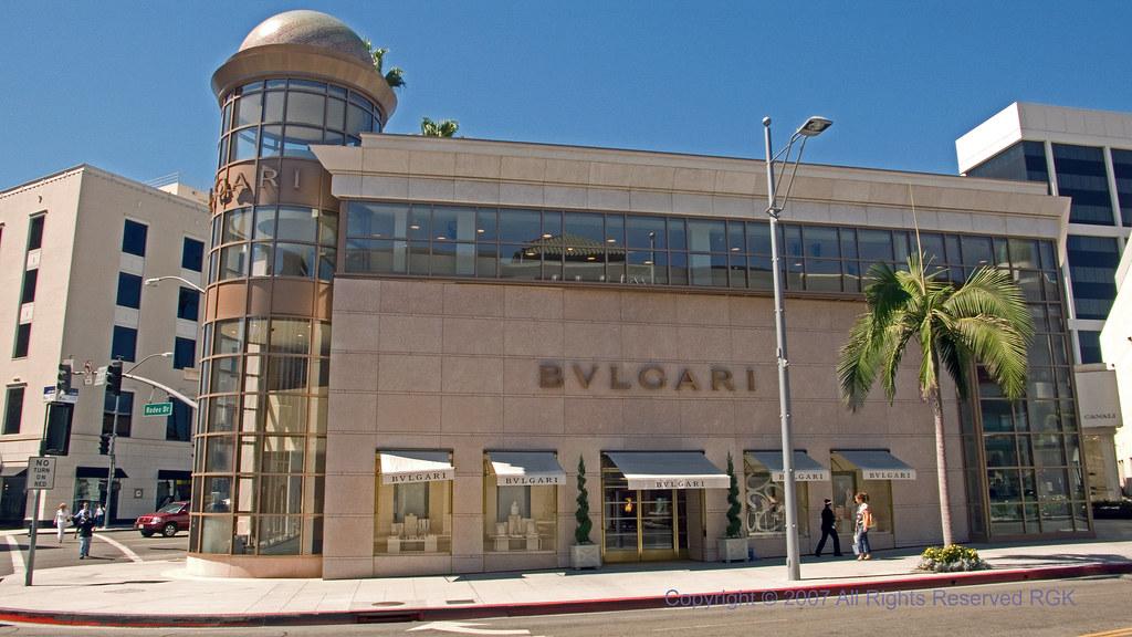 f115fb5590a Bulgari on Rodeo Drive 153 (Candid Photos) Tags  california ca fashion  retail shopping