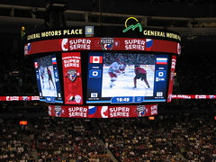 Super Series at GM place
