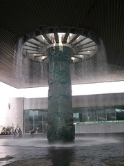 kodak 3479 (Derek Vinyard) Tags: df museo museonacionaldeantropologia antropologia aztecas preclasico piezasprehispanicas