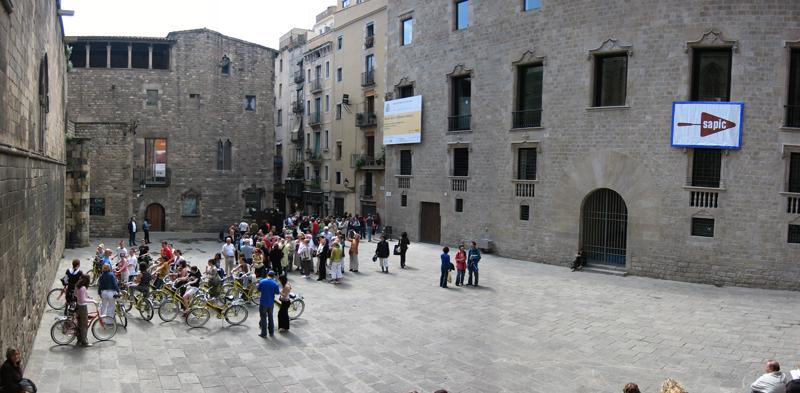 Barcelona2006 - Gamli bærinn