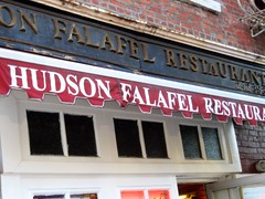 mmm... falafel