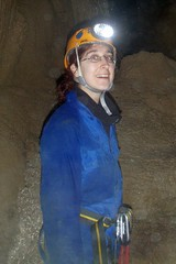 Ich will ein Höhlenforscher sein