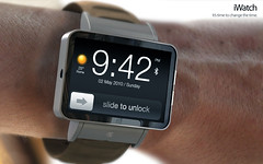 Apples smarta klocka - konceptualisering