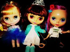 Sadie Jane, Milano, And Gwen