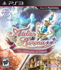 Atelier Rorona for PS3
