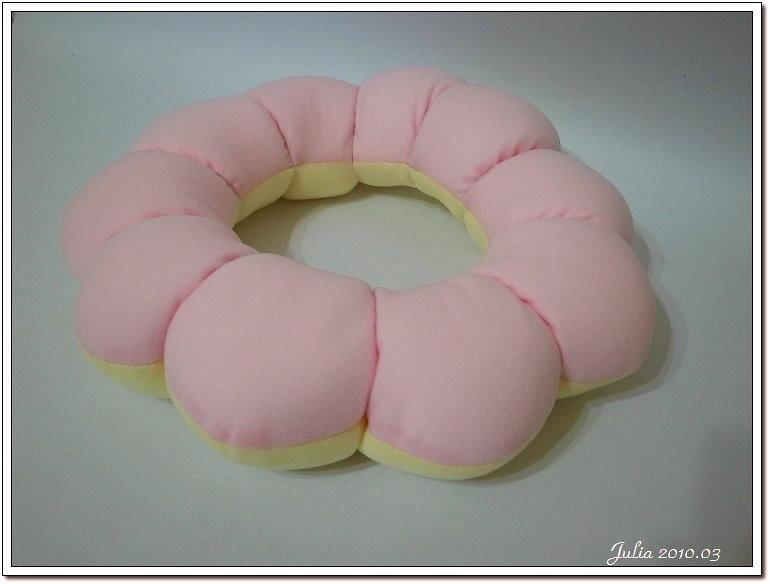 甜甜圈座墊 (4)