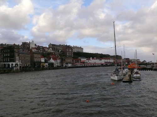 Whitby Outer Harbour