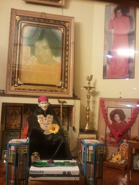 Shirdi Sai Baba in Palm Meadows