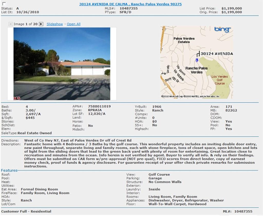 30124 avenida de calma mls profile
