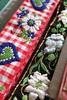 **tidying day** (Wonderlineland❤) Tags: vintage ribbon wonderland fita retrosaria galões