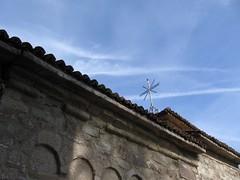cross on sky (jecadim) Tags: autumn sky nature village cross serbia karst priroda selo srbija nebo jesen kr krst grua xivcentury bora borakikr borakarst churchsentgeorge crkvasvetoggeorgija