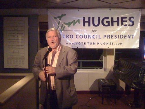 Tom Hughes