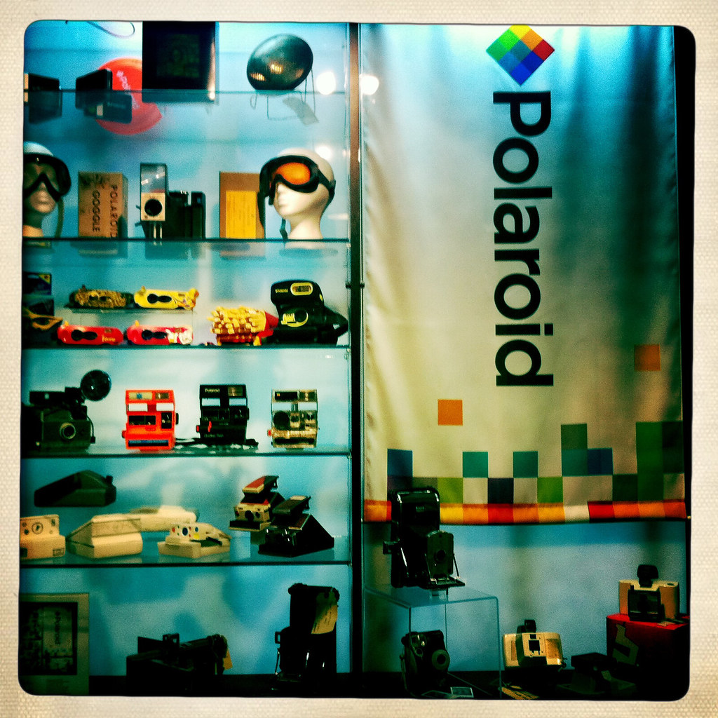 Polaroid Exhibit