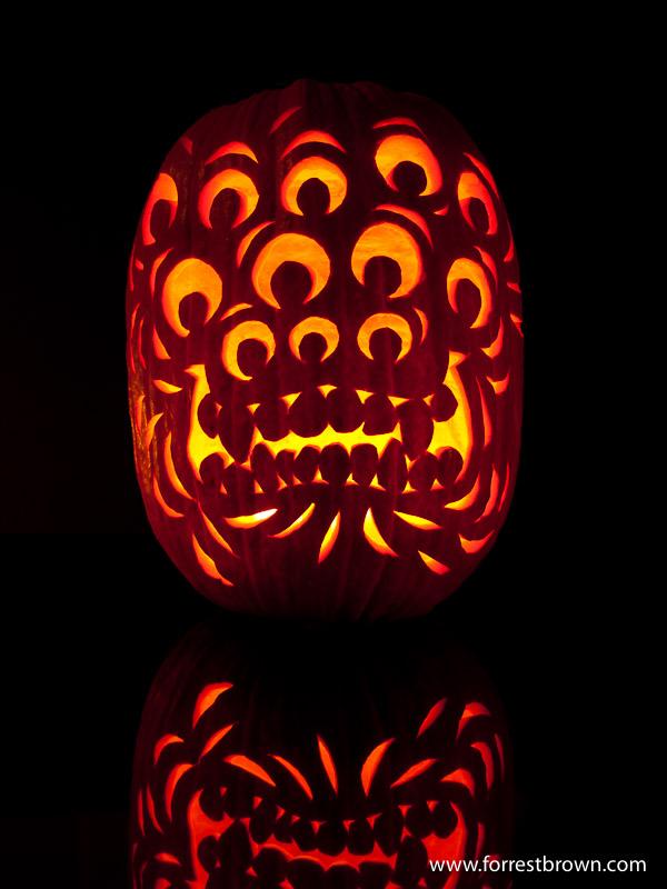 Pumpkin, Carver, Halloween, Scary, Extreme, Jack-o-Lantern