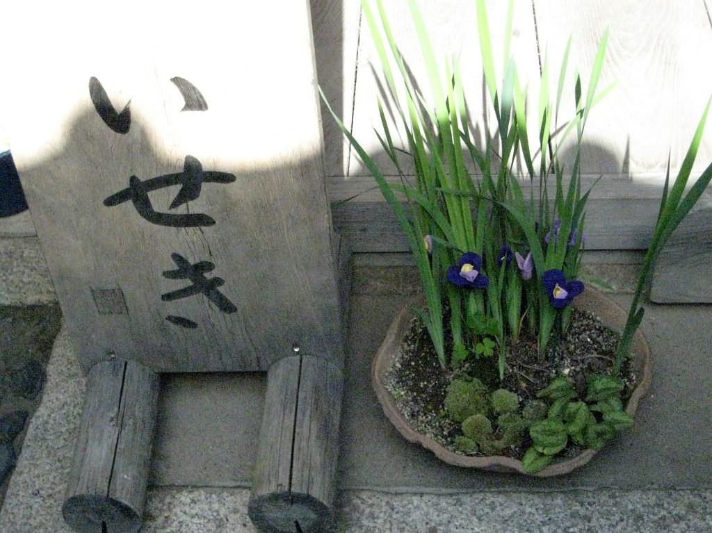 2007.5.27上賀茂・社家の町並通り18 井関家8 いせき