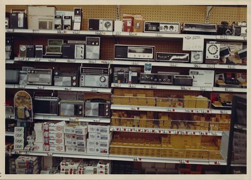 1970 Radios, Film & Electronics by Paula Wirth