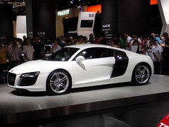 Audi R8 (I) (Zouave) Tags: de salo automobil