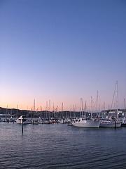 WELLINGTON HARBOUR (kirstin.devens) Tags: newzealand june geotagged evening harbour wellington g6 2007 canonpowershotg6