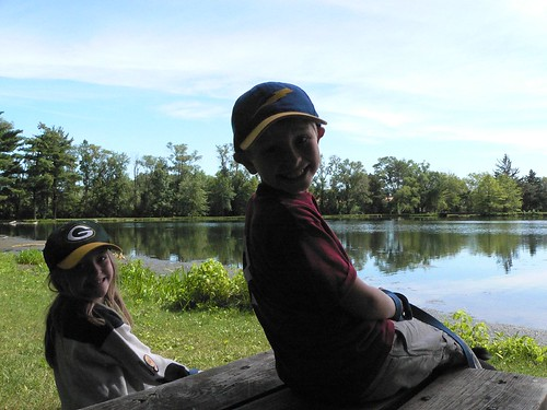 Birding at Four Lakes Forest Preserve