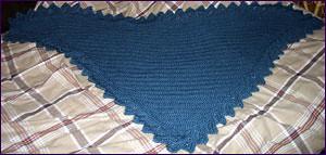 Hug shawl