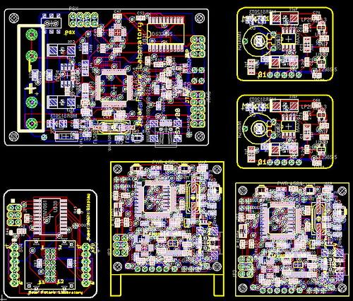 Printed Circuit Board – Near Future Laboratory