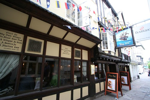 ship inn, exeter