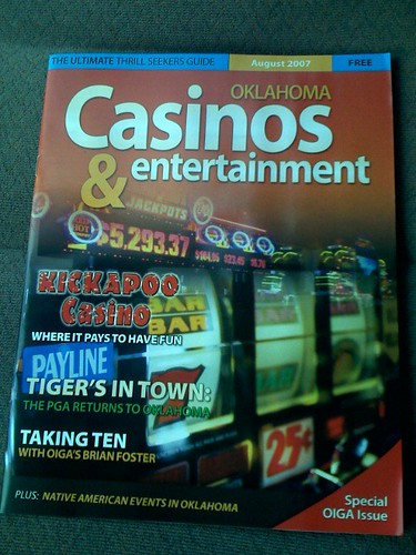 Oklahoma Casinos and Entertainment
