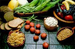 Alimentação saudável, corpo saudável...