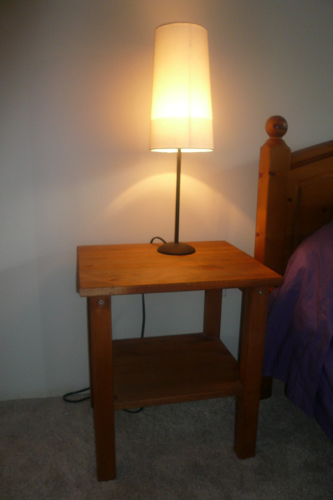 Lamp (Bedside Table SOLD)