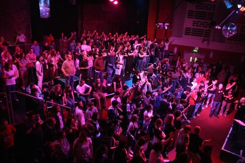 Jesus Army: Main session in Northampton Jesus Centre
