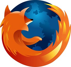 Logo original Firefox