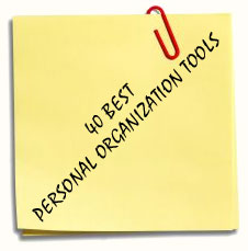 40 Best Personal Organization Tools To Boost Your Productivity