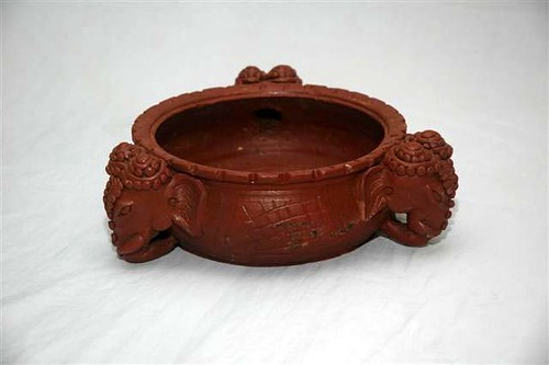 Terracotta Ashtray, Terracotta