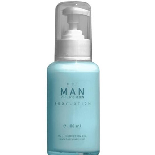 Hot Man Bodylotion
