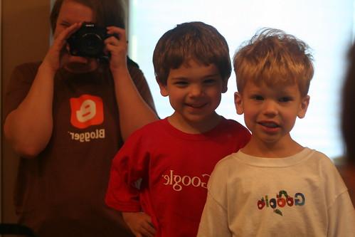 Google Shirts