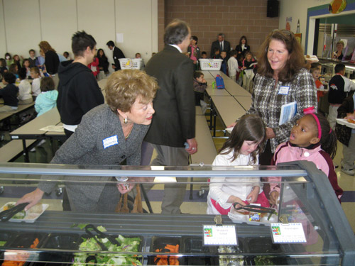 Colorado School Nutrition Tour