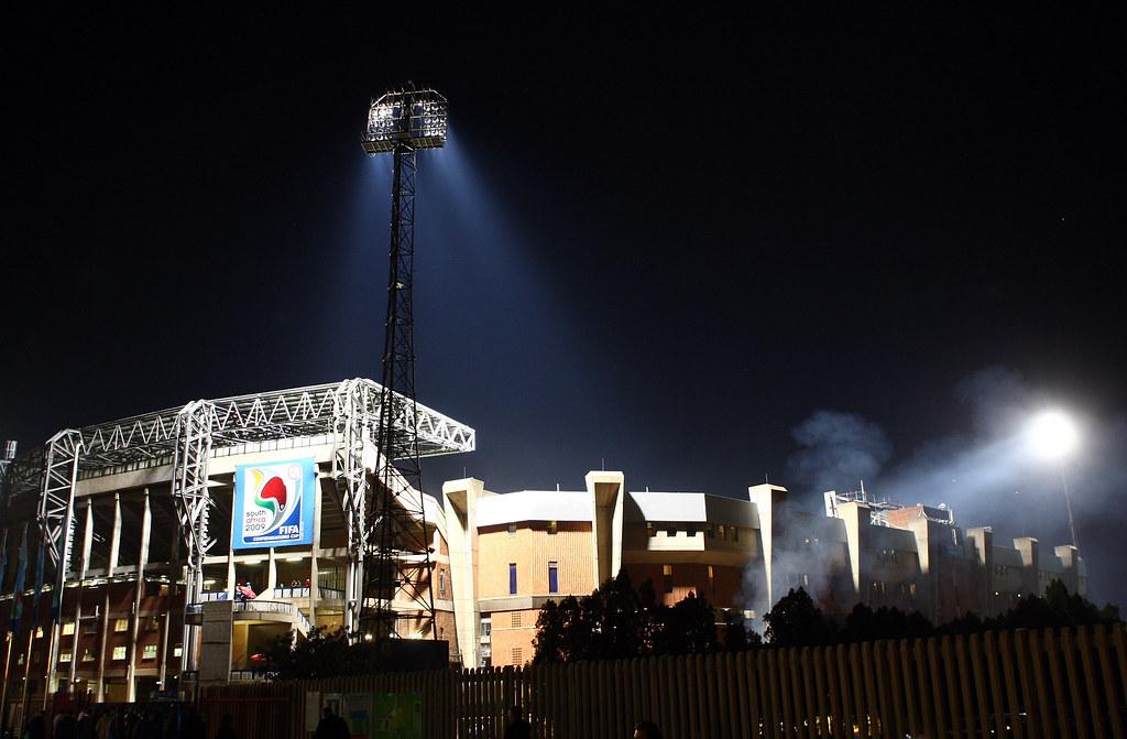 Pretoria stadium