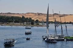 Feluccas (MelindaChan ^..^) Tags: cruise water river boat egypt nile mel egyptian melinda feluccas   sooc  chanmelmel melindachan
