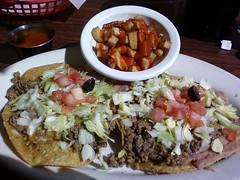 Tostadas_001 (*Ice Princess*) Tags: chile food newmexico albuquerque newmexicanfood southwestfood